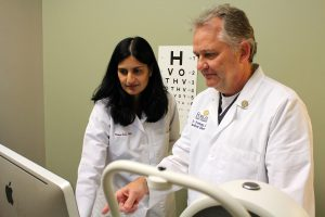Expert doctors in vision correction surgery