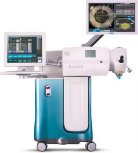 Alcon LenSx Femtosecond Laser for Cataract Surgery