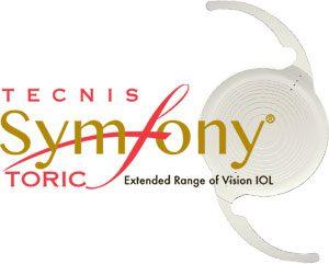 Tecnis Symfony Extended Range of Vision IOL Multifocol Lens