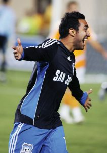 Arturo Alvarez, Professional Soccer Player and Former San Jose Earthquakes Midfielder
