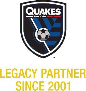 Official laser vision correction and eye surgeon and Legacy Partner of the San Jose Earthquakes