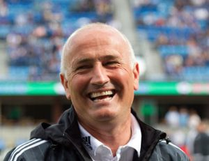 Dominic Kinnear – LA Galaxy Assistant Coach, Former San Jose Earthquakes Coach