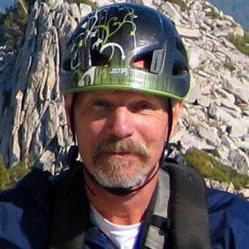 James Burke, Amateur Rock and Mountain Climber