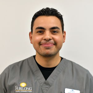 Andres Villagrana - Ophthalmic Technician